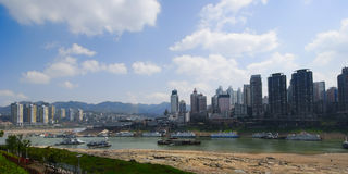 Port 4 de Chongqing images stock