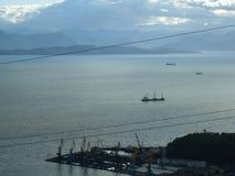 port Royaltyfri Foto