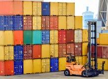 port Photographie stock libre de droits