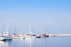 Port Royalty Free Stock Photo