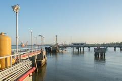 port Arkivbild