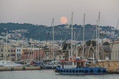 port Obraz Royalty Free