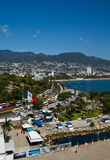Port of Acapulco Royalty Free Stock Photos