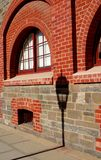 Port Adelaide Lamp & Arch Stock Photos