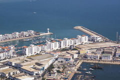 Port in agadir Stock Images