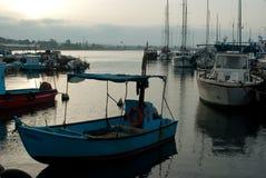Port in Akko, Israel Stock Images