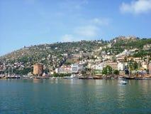 Port in Alanya, Turkey Royalty Free Stock Image