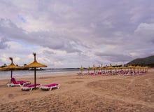 Port of Alcudia on Majorca Royalty Free Stock Photo