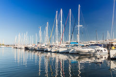 Port of Alcudia Stock Images