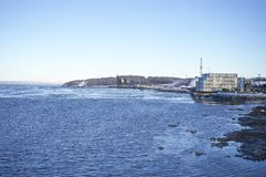 Port of Anchorage Alaska Stock Photos