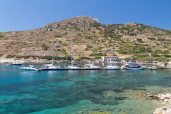Port of Ancient Knidos Royalty Free Stock Image
