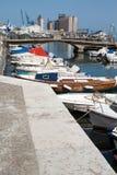 Port of Ancona Stock Photography