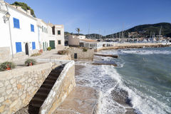 Port Andratx,Balearic Islands,Spain. Royalty Free Stock Photography