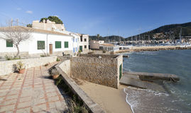 Port Andratx,Balearic Islands,Spain. Royalty Free Stock Images