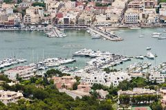 Port Andratx Majorca Stock Photography