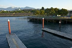 Port Angeles, WA Stock Photography