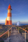 Port Antonio lighthouse Stock Images