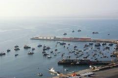 Port of Arica Stock Photo
