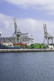 Port in Arrecife Stock Photo