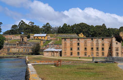 Port Arthur Stock Photo