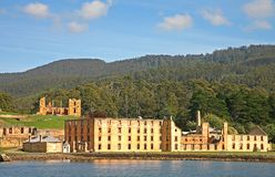 Port Arthur Royalty Free Stock Images