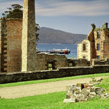 Port Arthur Royalty Free Stock Photo