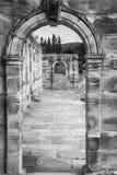 Port Arthur - arcos de piedra Foto de archivo