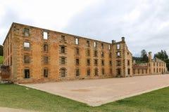 Port Arthur de la prisión, Tasmania, Australia Imagen de archivo