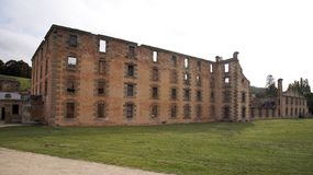Port Arthur de prison, Tasmanie, Australie Photo stock