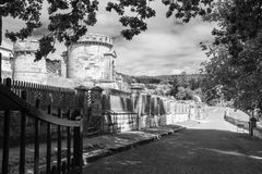 Port Arthur - garde Tower Image libre de droits