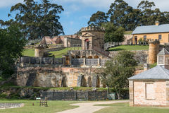 Port Arthur - Guard Tower Royalty Free Stock Photo