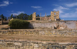 Port Arthur Historic Site Royalty Free Stock Images