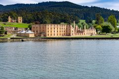 Port Arthur Historic Site - Tasmania - Australia royalty free stock photography