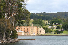 Port Arthur historic site, Tasmania, Australia Royalty Free Stock Photo
