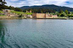 Port Arthur Historic Site - Tasmania - Australia royalty free stock photo