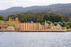 Port Arthur Historic Site - Tasmania Stock Image