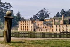 Port Arthur Historyczny miejsce Tasmania Zdjęcie Stock