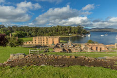 Port Arthur overlook Royalty Free Stock Images