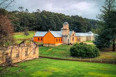 Free Port Arthur Penal Colony Historic Site, The Asylum Building, Completed In 1868 Tasman Peninsula, Tasmania, Australia Stock Photos - 131333023