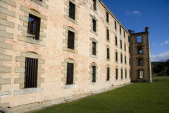 Port Arthur Penitentiary Royalty Free Stock Photo