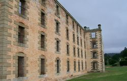 Port Arthur Penitentiary Royalty Free Stock Image