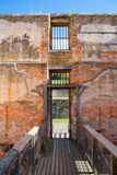 Port Arthur Penitentiary Building Stock Image