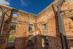 Port Arthur Penitentiary Royalty Free Stock Photography
