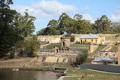 Port Arthur, Tasmânia Imagem de Stock Royalty Free