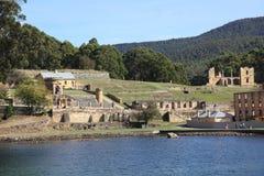 Port Arthur, Tasmânia Imagens de Stock Royalty Free