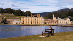 Port arthur tasmania Stock Photography
