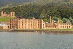 Port Arthur Penitentiary Stock Image