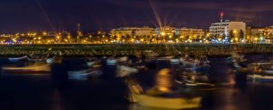 Port Asilah zdjęcie royalty free
