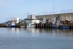 Port of Astoria, Oregon. Stock Photography