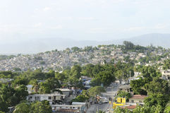 Port-au-Prince. Royalty Free Stock Photography